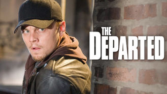 The Departed (2006) on Netflix in Canada